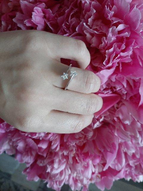 Размер подошёл, кольцо красивое!