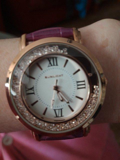 Часы с феонитами