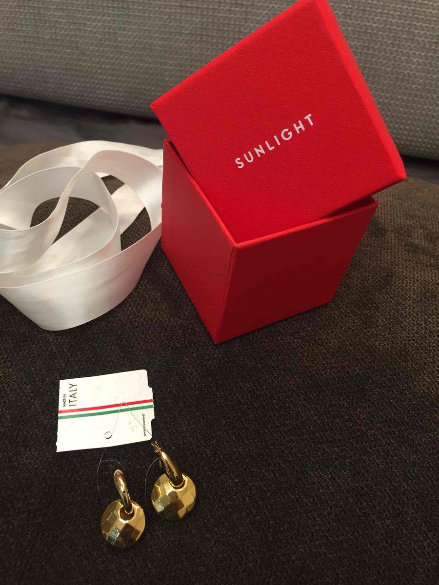 Серебряные серьги-страна Италия,заказала по онлайну в SUNLIGHT.