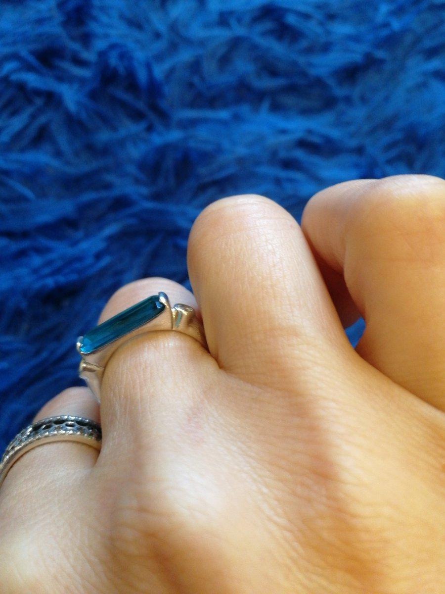 Кольцо не обычной формы
