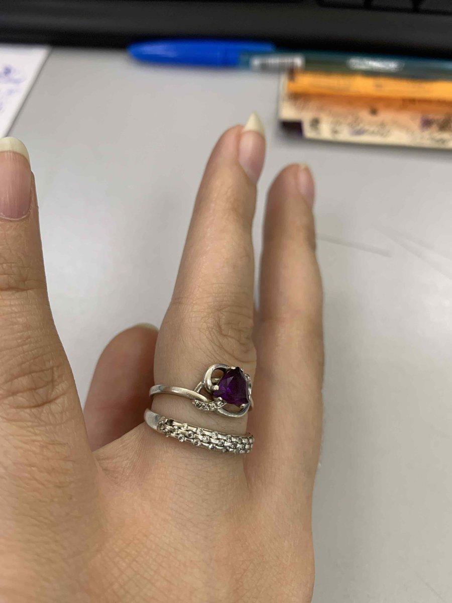 Кольцо очень хорошее и удобное