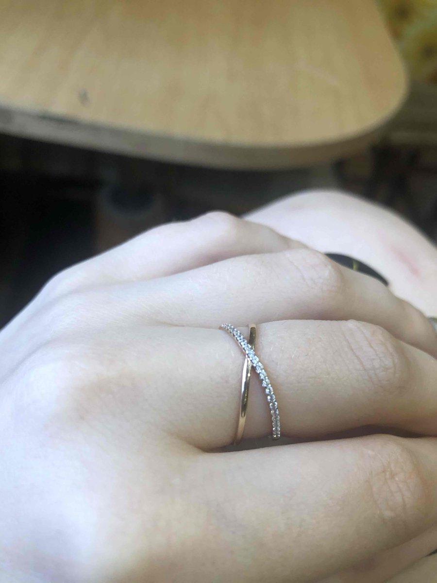 Красивое кольцо, но зачем обманывать?