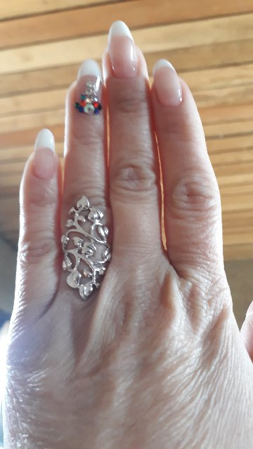 Великолепное кольцо!
