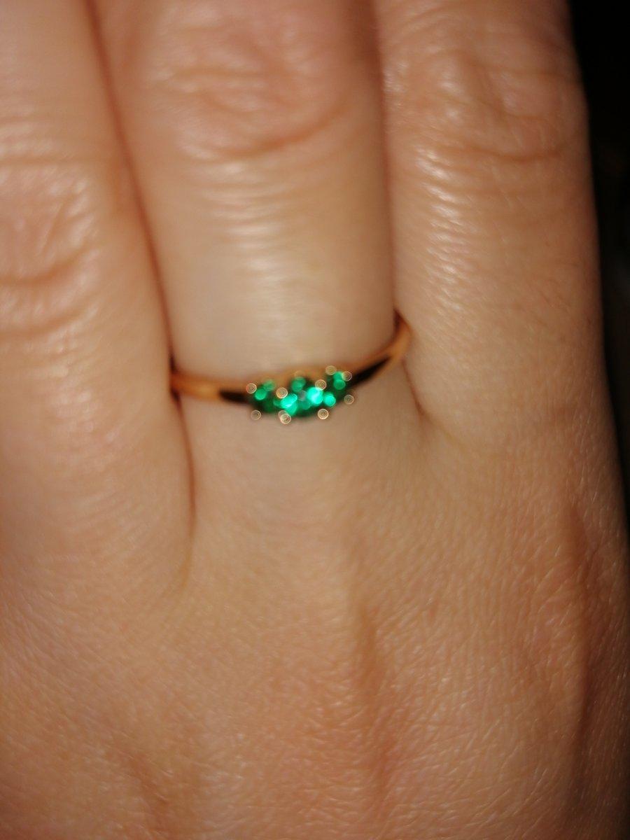 Очен красивое кольцо, спасибо за доставку