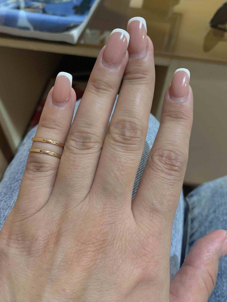 Кольцо на фалангу