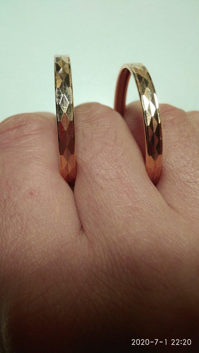 Серьги с алмазными гранями