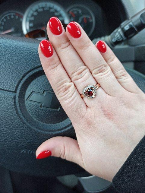 Симпатичное кольцо)