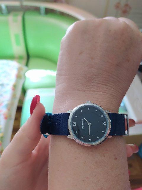 Часы очень удобные