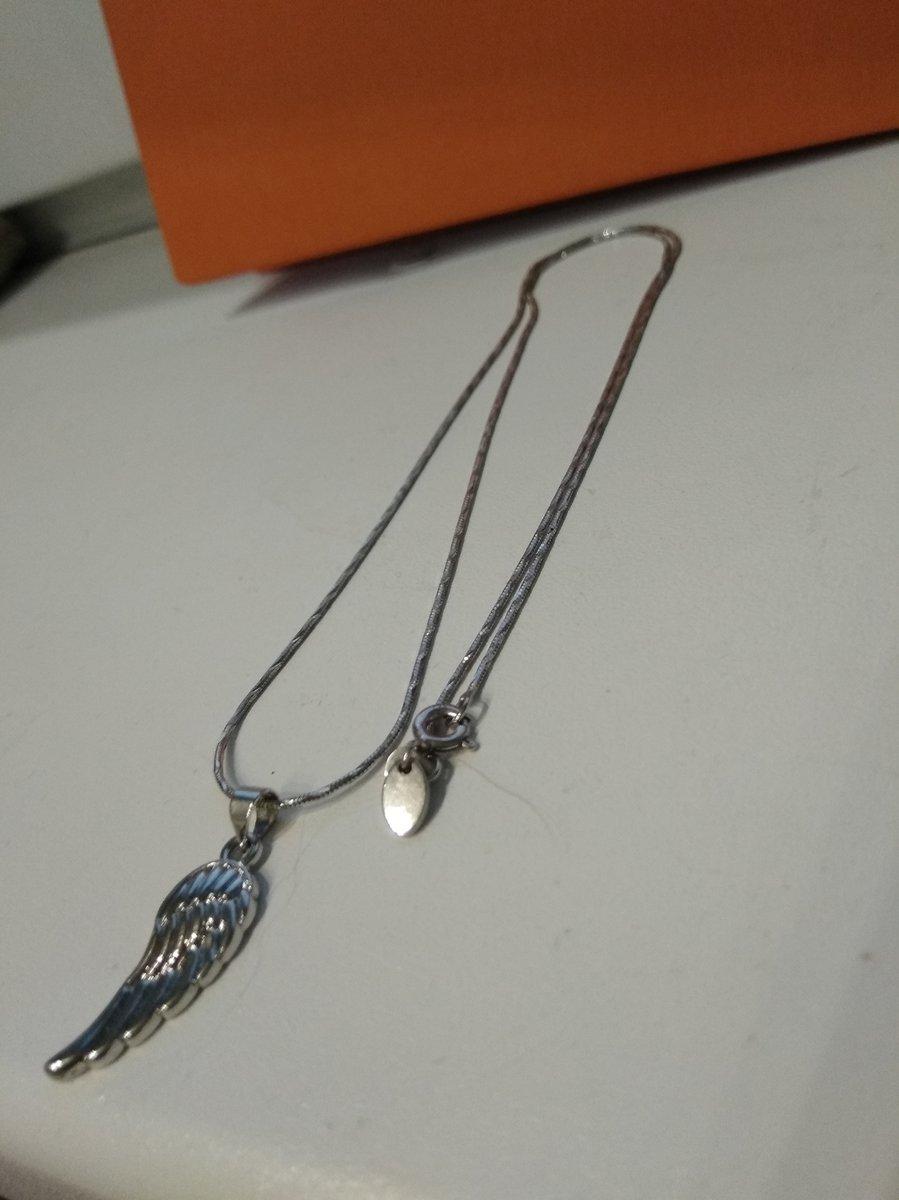 Серебряная цепь (45см)