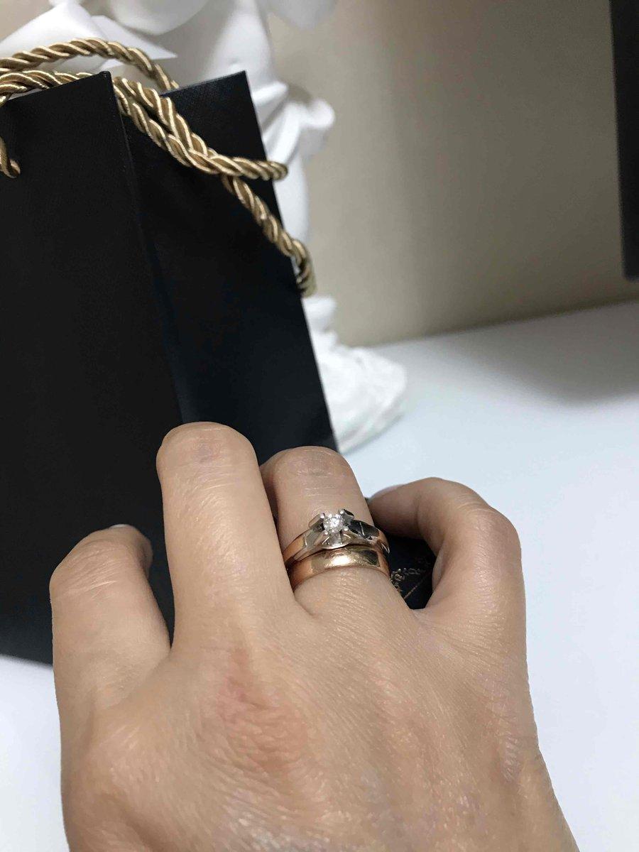 Стильное и красивое кольцо