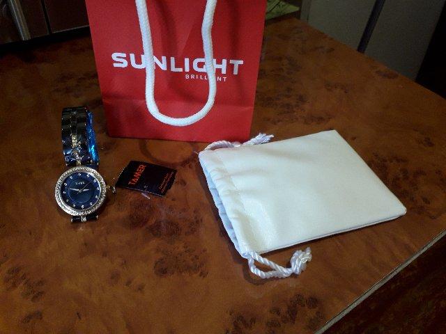 Отличные часы от Любимого магазина