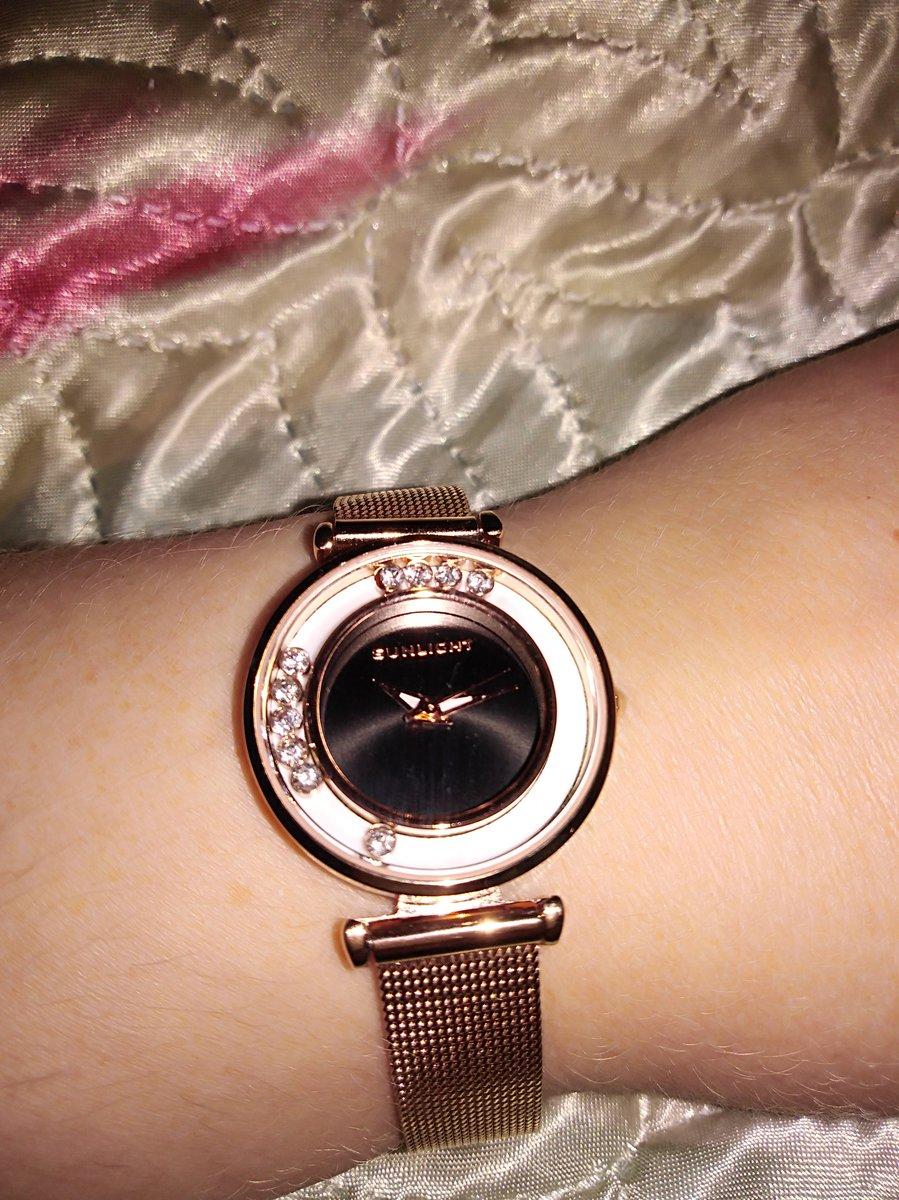 Часики прелесть!