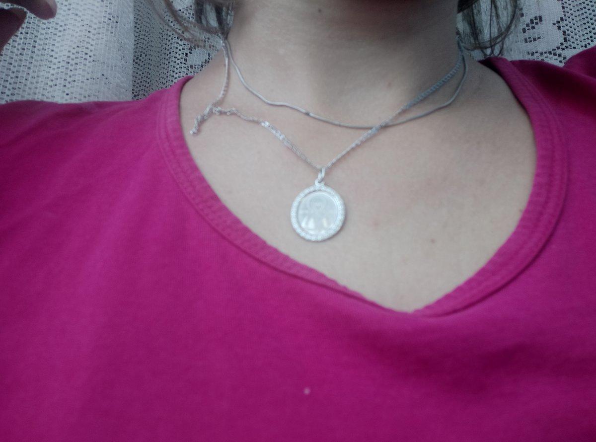 Иконка серебряная