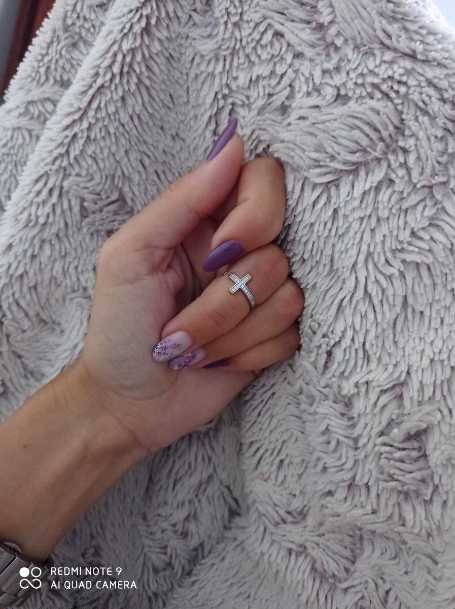 Колечко на палец