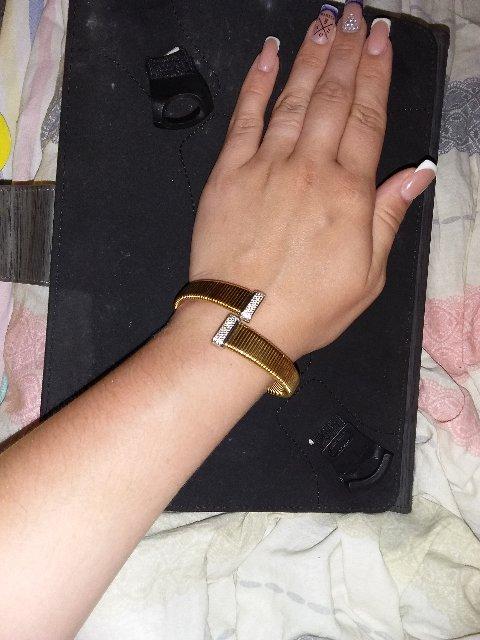 Мой стильный браслет!