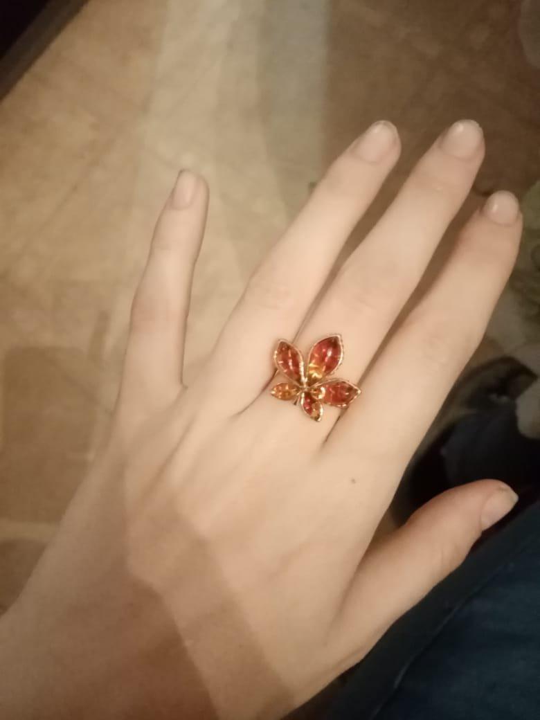 Кольцо покупала в подарок