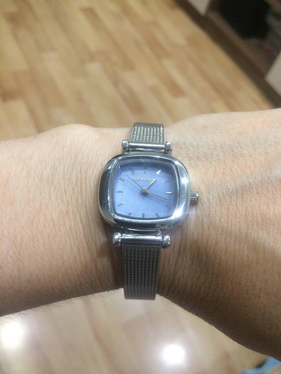 О покупке часов