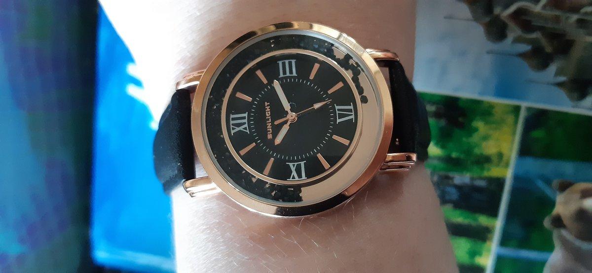 Часики - прелесть!