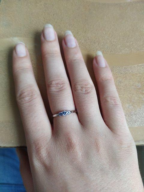 Хорошее милое кольцо за свою стоимость