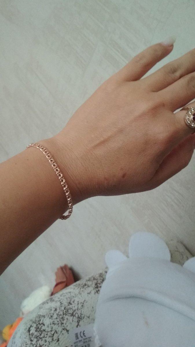 Купила браслет для себя. Очень довольна покупкой и спасибо продавцу.
