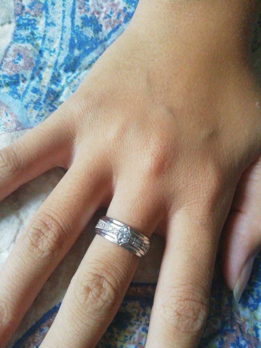 Очень понравилось кольцо дочери, обязательно ещё приобретем кольцо. ❤️❤️❤️