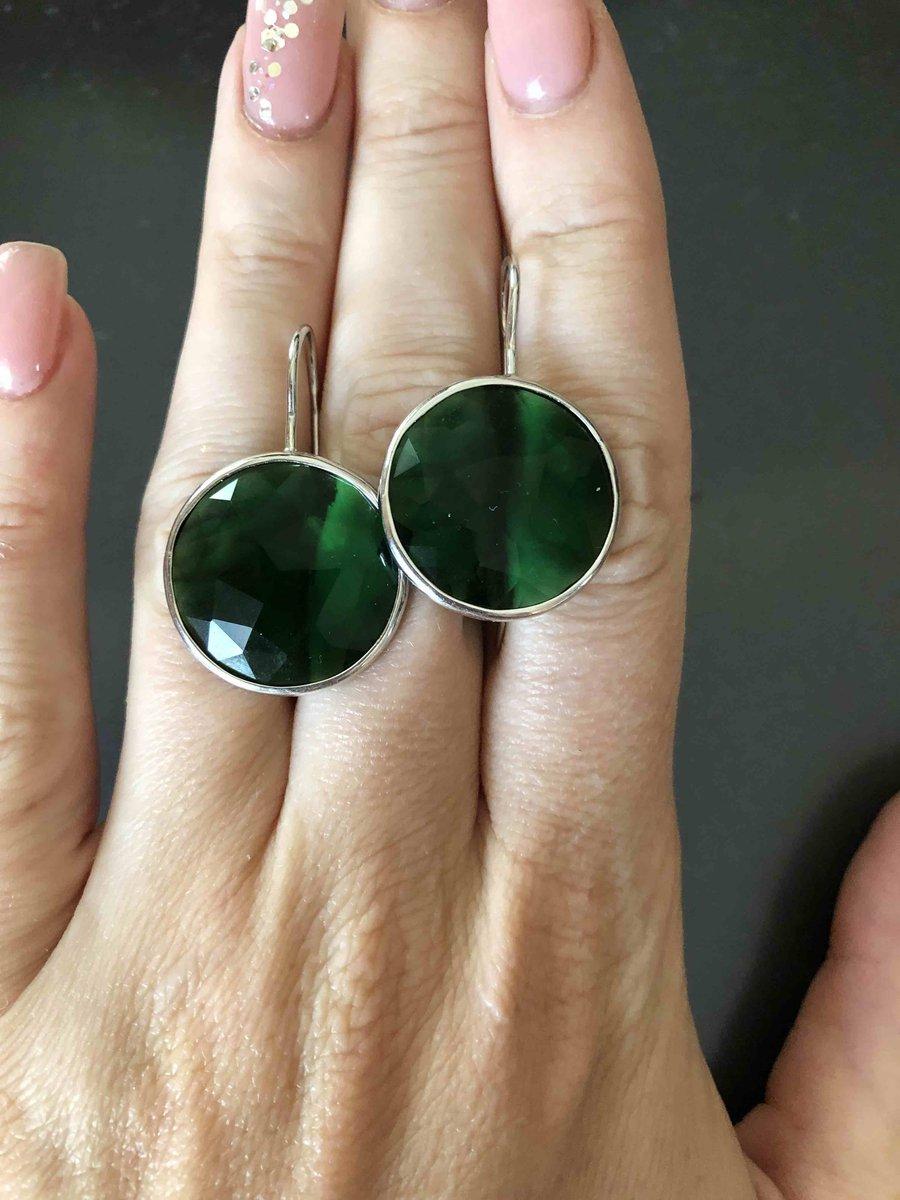Зеленые «карамельки»