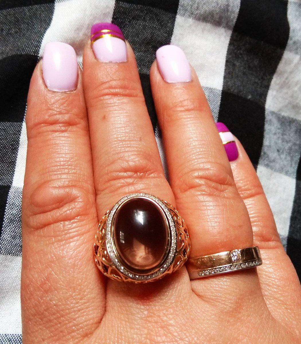 Великолепное кольцо.