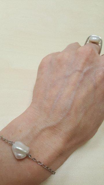 Изящный и нежный браслет