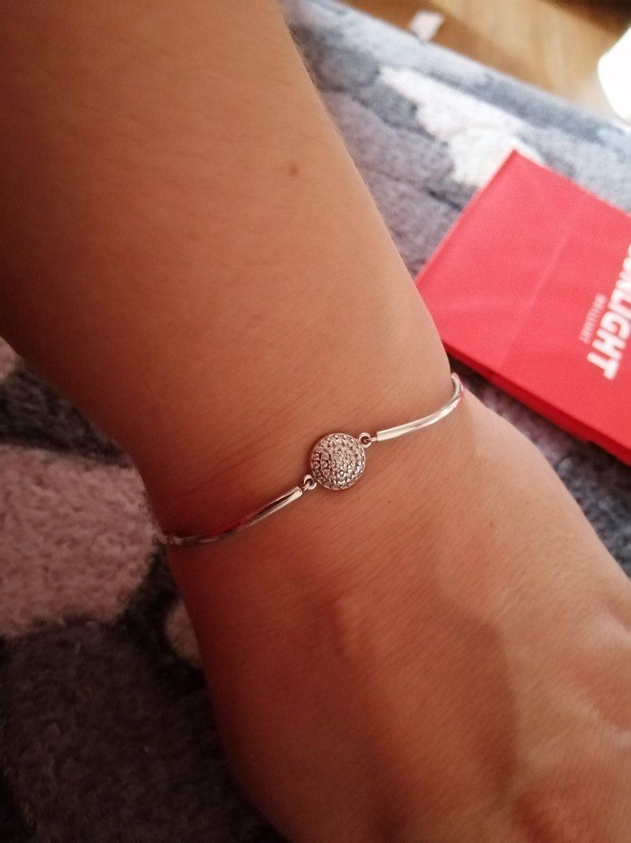 Милейший серебряный браслет от sokolov!!!