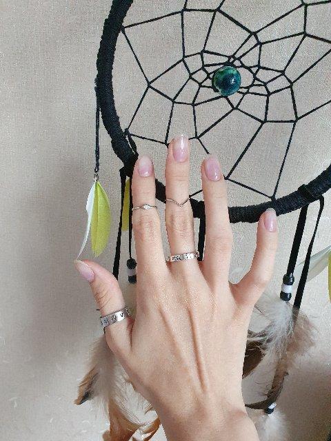 Символичное кольцо 💍