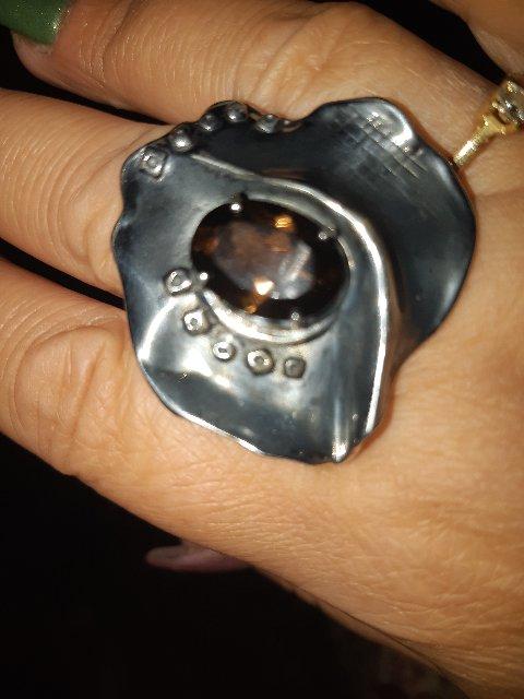 Магический перстень.
