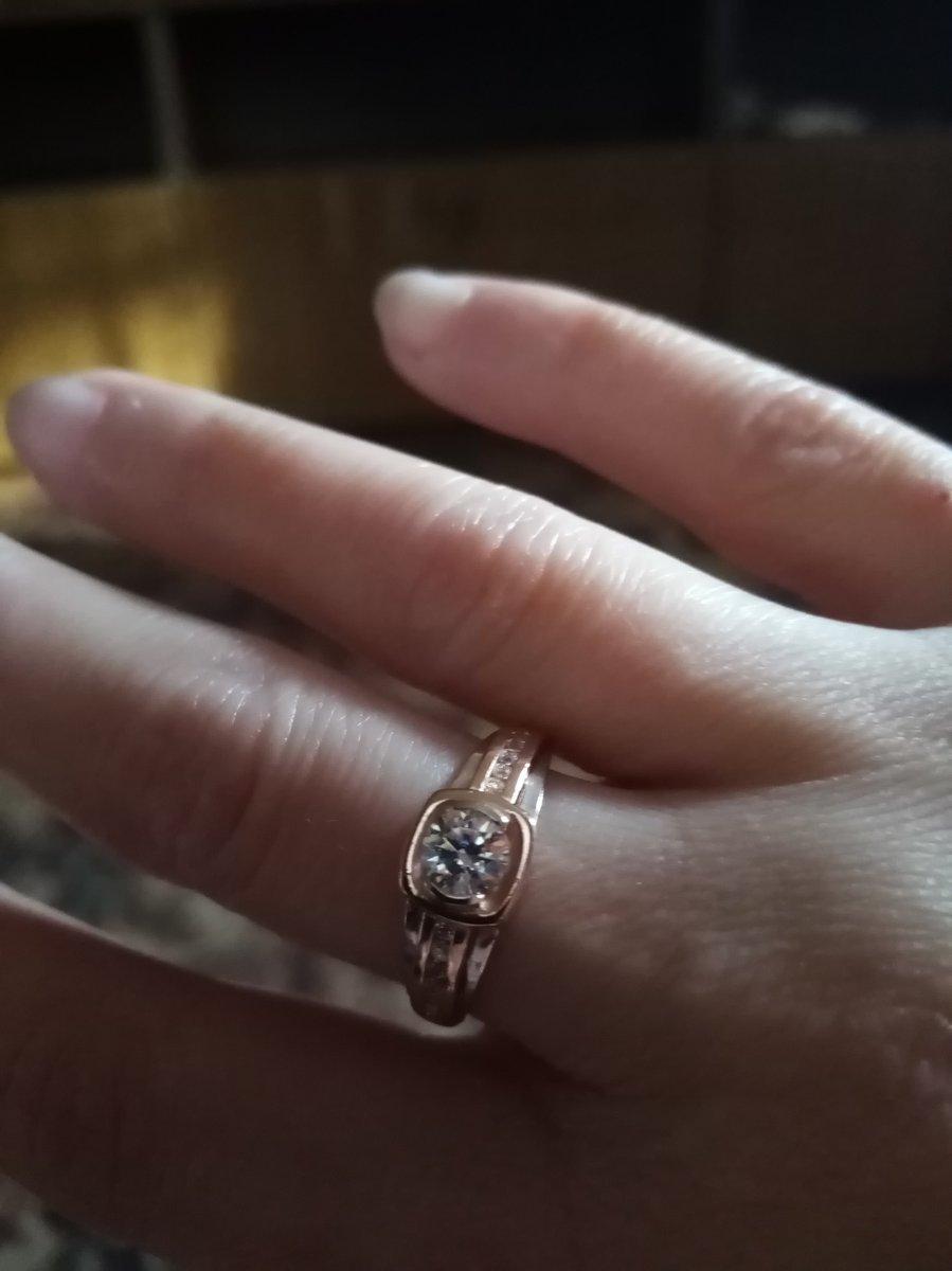 Кольцо превосходно!