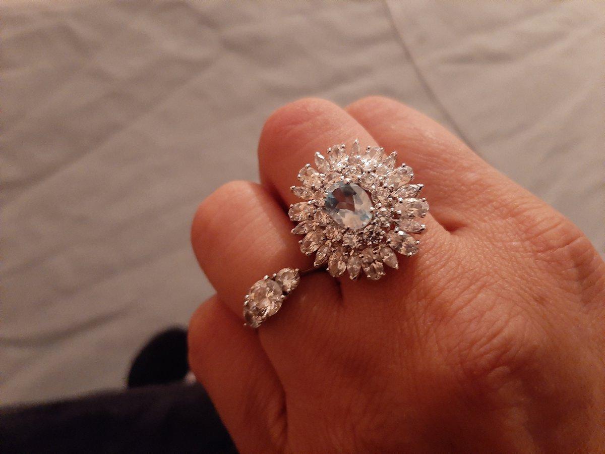 Шикарное кольцо для шикарной женщины 💝💝💝