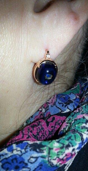 Голубые росинки