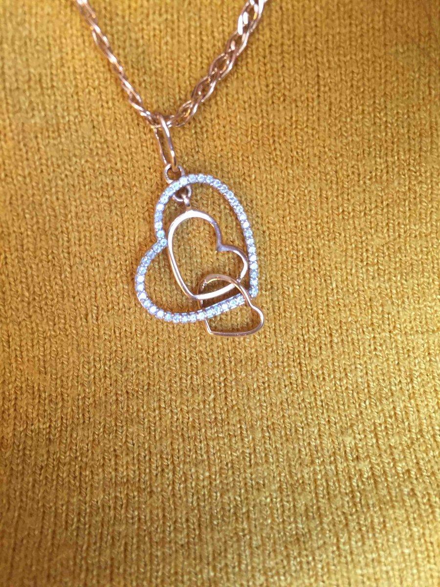 Подвеска «сердца»
