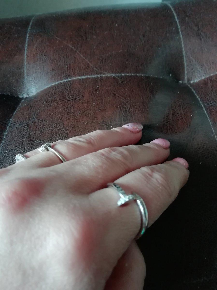 Кольцо гвоздь