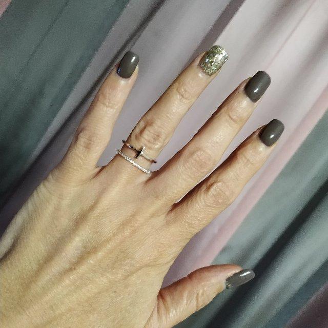 Супер крутое кольцо!