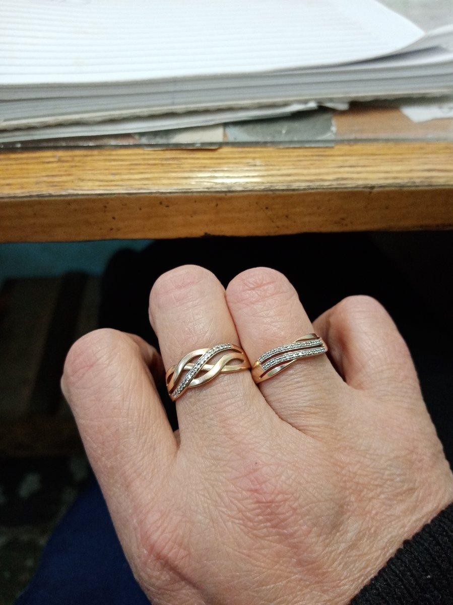 Кольцо мини.