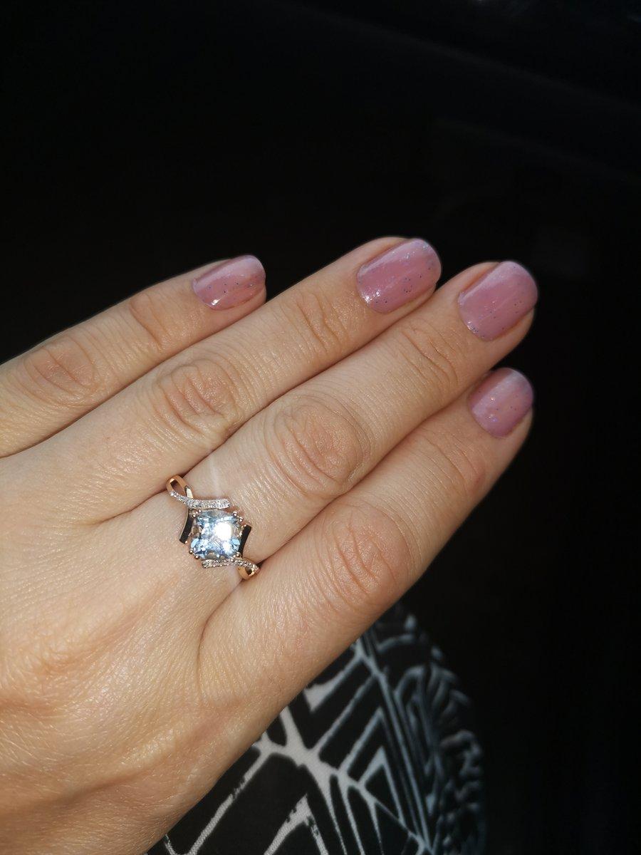 Любимое кольцо от любимого человека))