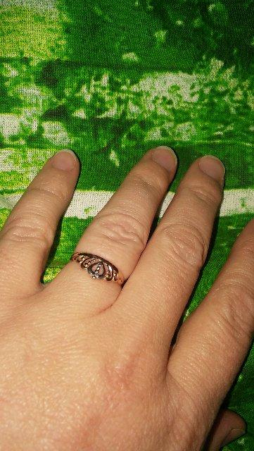 Отзыв. кольцо.