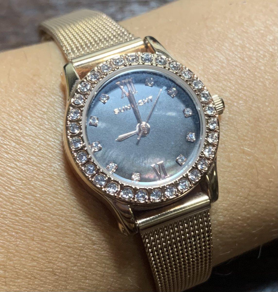 Часики милые
