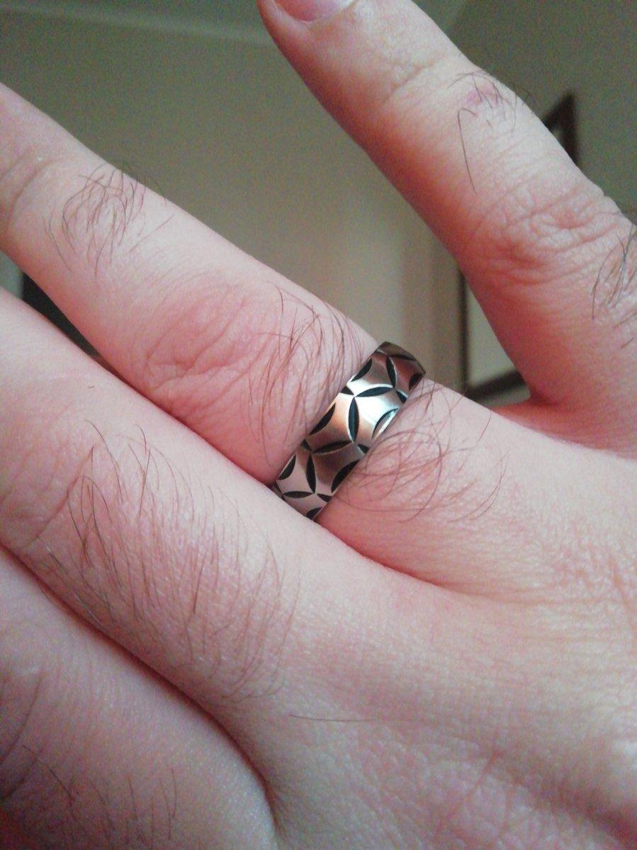 Кольцо для мужчин.