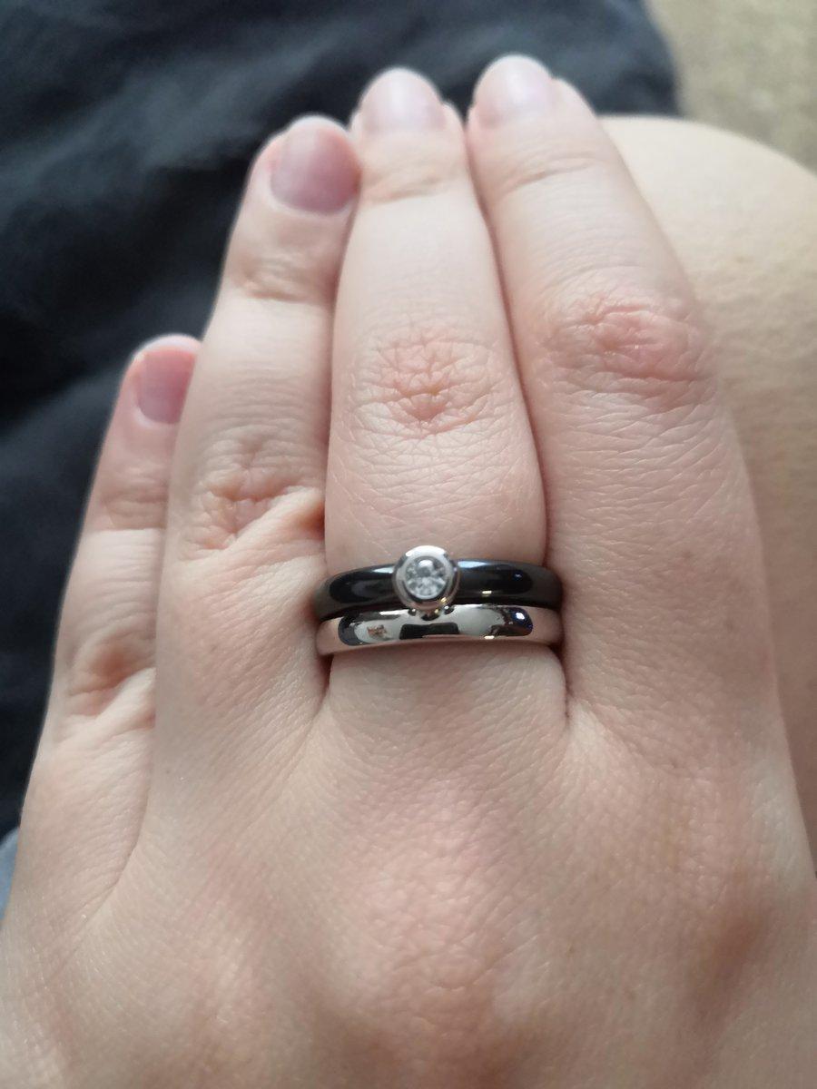 Милое недорогое кольцо