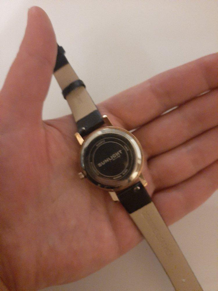 Купила себе  часы, давно  мечтала  о таких ещё попала на скидку вдвойне ра