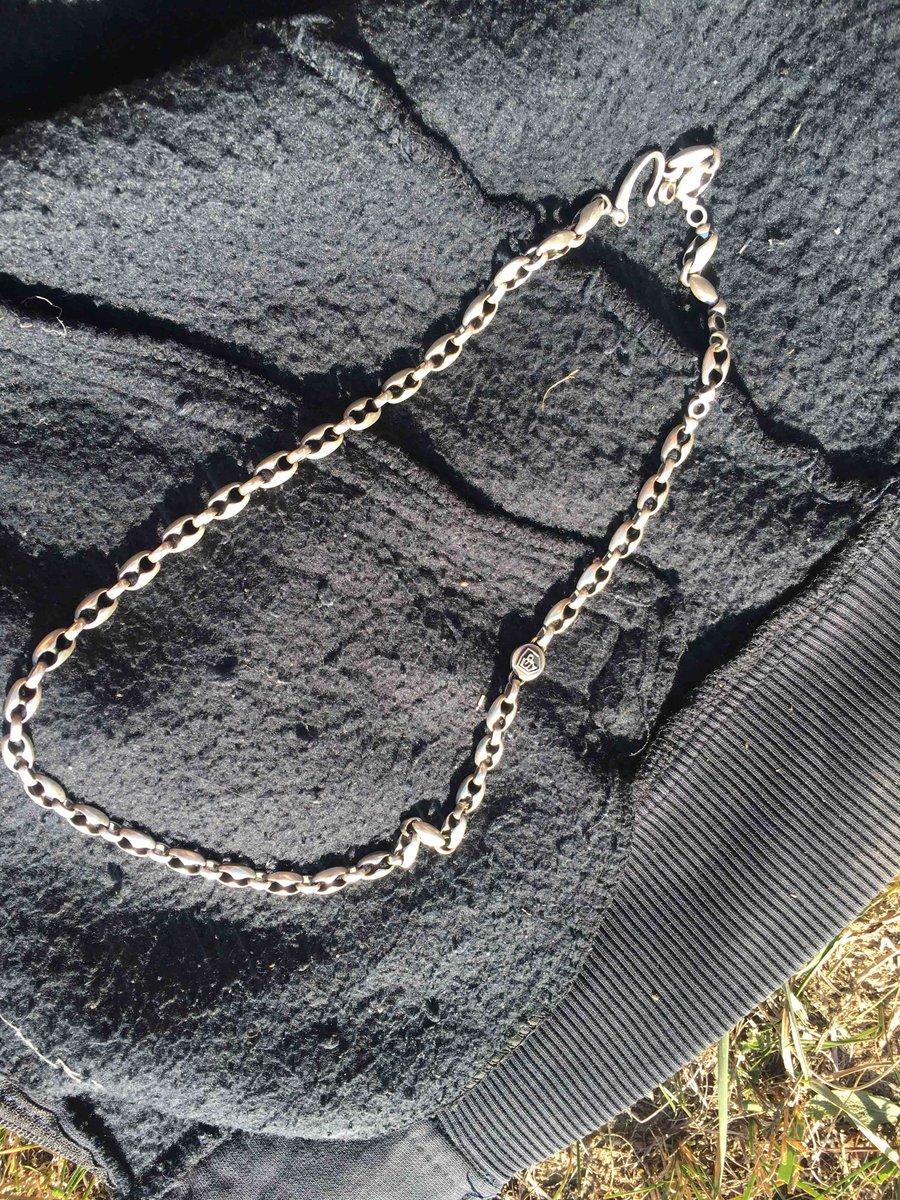 Цепь серебреная крупная плетение всегда хотел такую и тут попалась в санлай