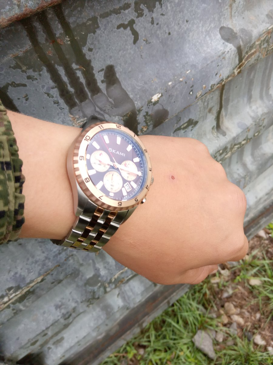 Отличные часы за свои деньги!