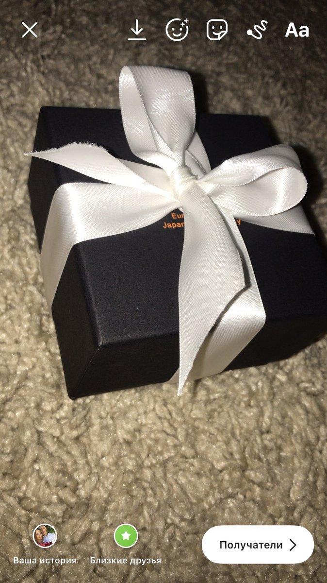 Подарок мужу на день рождения.