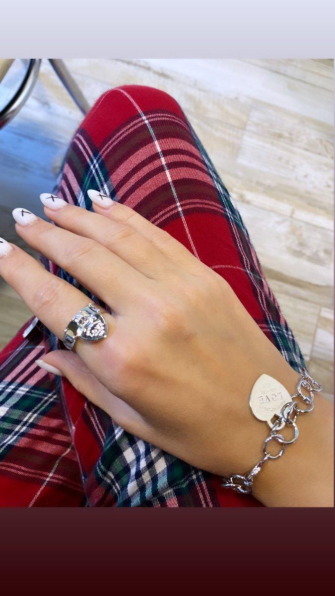 Серебряное кольцо под тиффани