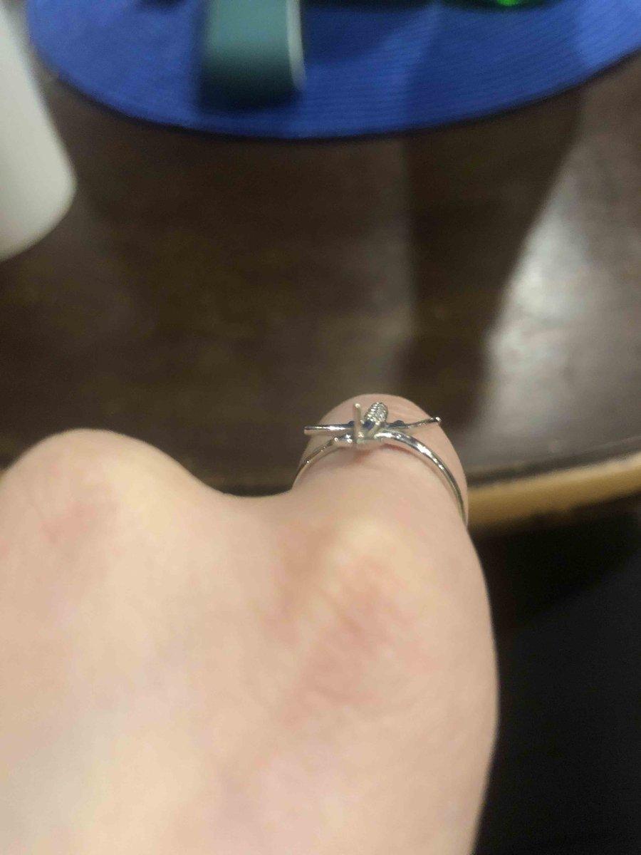 Неудобное кольцо