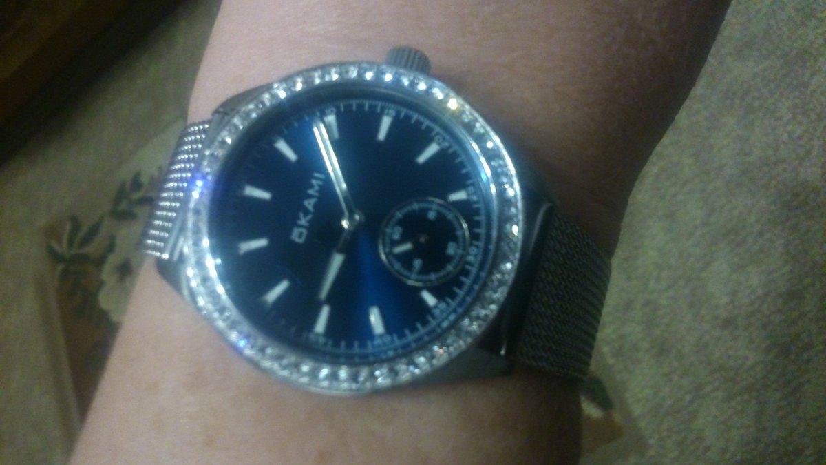 Идеальные часы для элегантной дамы